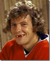 Bobby Clarke and the hockey smile