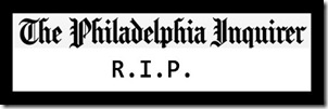 The former Philadelphia Inquirer